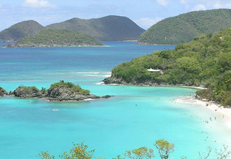 Panoramica Virgin Islands