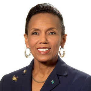 Senator the Honourable Allyson Maynard Gibson Attorney General, Commonwealth of The Bahamas